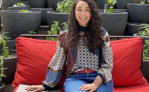 Psycholoog Hanan Haddouch